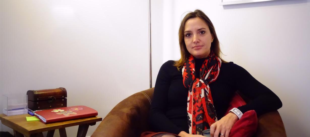 Caroline GHIZZI-CARIMANTRAN - DIJON - Psychologue, psychanalyste